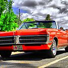 Pontiac GP Coupe. by Petehamilton