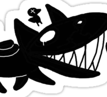 CHOMP! Sticker