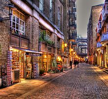 Shad Thames - HDR by Colin J Williams Photography