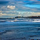 Seascape - Across the Bay by Trevor Kersley