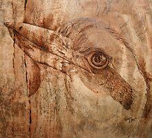 Proud Kookaburra by aussiebushstick