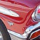 Red Corvette by Aimee Wilson