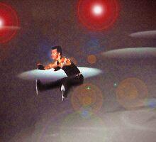 The Terminator - Elvis Stojko by Al Bourassa