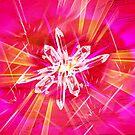 Crystal Light - abstract 122 by haya1812