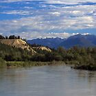 Columbia River by Michael Collier