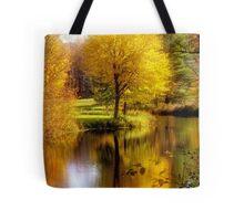 Autumn in Washington, New Hampshire Tote Bag