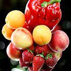 Sweetness... by Mary Trebilco