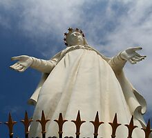 """Our Lady of Lebanon"" (Saydet Libnan), Harissa by sccaldwell"
