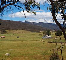 Ororal Valley - South of Canberra -  Australia. by shortshooter-Al