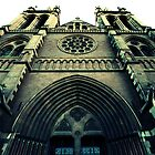 One shot - St Peter's Cathedral Adelaide by Detour