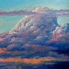 Cloudscape #1 by Steven Guy Bilodeau