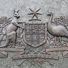Crest of Australia by DJ-Stotty