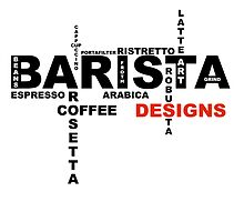 Barista Designs by Barista