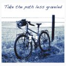 Take the path less graveled by bikepath