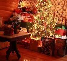 My Christmas Corner by DebbieCHayes