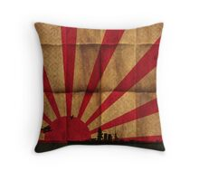 IJN Paper Throw Pillow