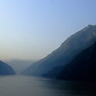 Yangtze River, China by Christina Backus