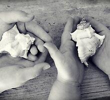 She Sells Seashells By The Seashore by CarlyMarie