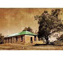 Old Shearers Quarters Photographic Print