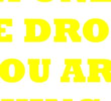 Droids 2 Sticker