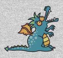 Magic Dragon :: Turquoise Kids Clothes