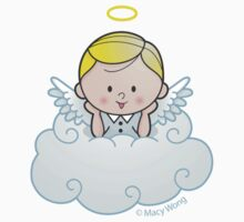 Little angel by Macy Wong