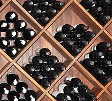 Wall of Wine Barossa Winerys by liarose
