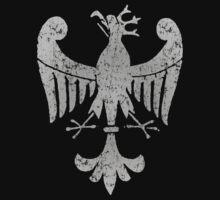 Vintage Polish Eagle t shirt by PolishArt