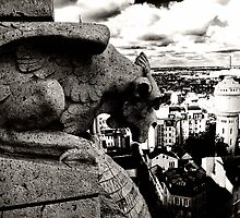 The Gargoyle by FilleDeLEau