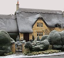 Cotswolds Winter Wonderland 5 by janrique