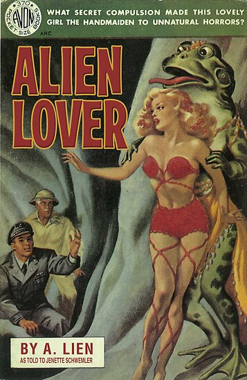 Alien Lover by samschwem