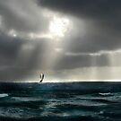 The Sea Gives Light Inside Me... Kauai Sensual Series by linaji