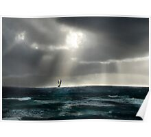 The Sea Gives Light Inside Me... Kauai Sensual Series Poster