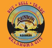 Rainbow Records by superiorgraphix