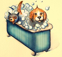 Happy Bathday! by Sarah  Mac