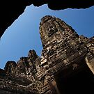 The Bayon - Siem Reap, Cambodia by Alex Zuccarelli