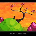 Fruits of Happiness by Steven Pegg