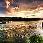 The Nile :: Kenya by Clinton Hadenham