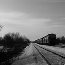 The Long Black Train by swaby