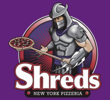 Shreds Pizzeria by rubyred