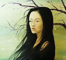 Sayuri  by Lou van Gendt
