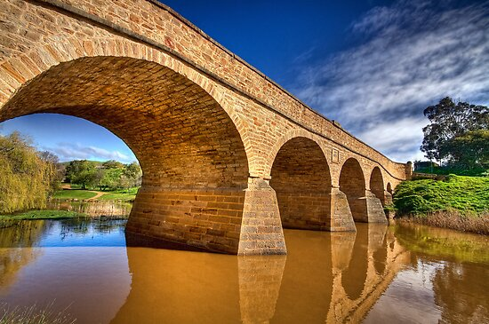 Bridges of Richmond by Sean Farrow