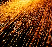 Hot Sparks by vilaro Images