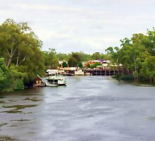 Echuca Port by pheonix36