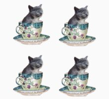 Cat in the Cup stickers *renewed* by CitC