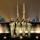 Air Force Memorial by SuddenJim