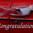 Congratulations by Samantha Higgs