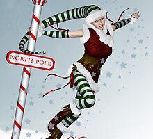 Northpole Dancer by DigitalFox
