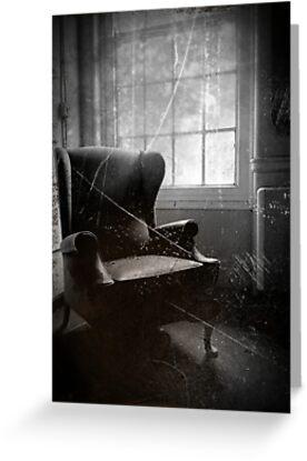 From The Window ~ West Park Asylum by Josephine Pugh