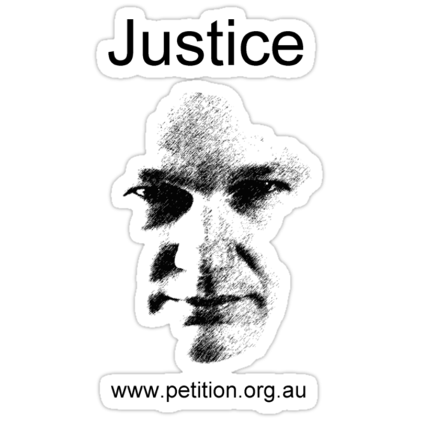 Justice for Assange by petition